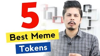 Top 5 Meme Cryptocurrency | Best Meme Tokens | Kuch New For You