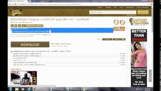 How to download Battlefield 2 Bad Company for Pc (torrent)