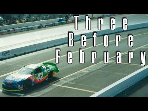 Three Before February