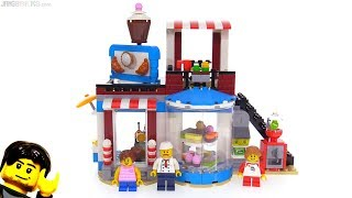 LEGO Creator Modular Sweet Surprises 3-in-1 review 🥧 31077