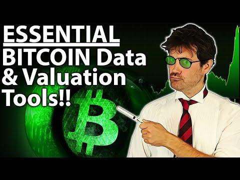 10 BEST Bitcoin Valuation Metrics U0026 Tools ????