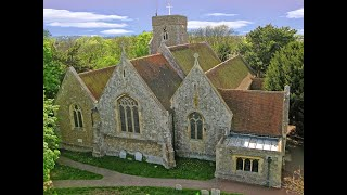Sunday worship from All Saints Vicarage 29th March 2020