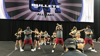 Cali Team Reckless Showcase 18-19