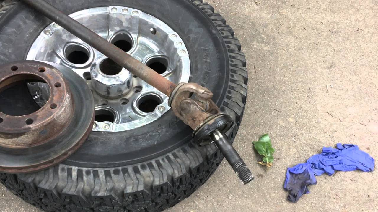 02 ford f250 ball joint replacement
