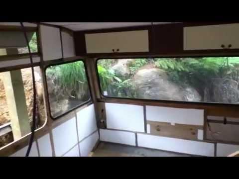 Caravan trailer restore Part 2