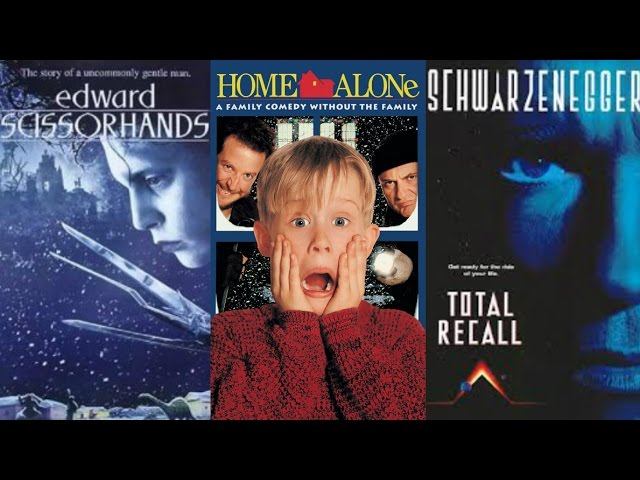 Top 10 Most Memorable Movies of 1990