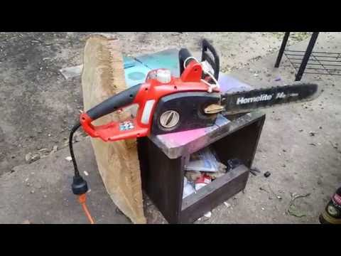 Homelite Inch Chain Saw From Home Depot Review
