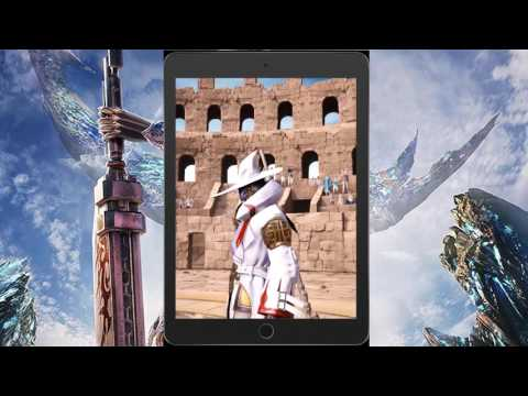 Mobius Final Fantasy iPad Gameplay Part 1