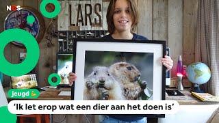 Lars wint grote fotowedstrijd voor natuurfoto's