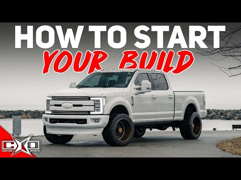 How To START Your Build || First Steps