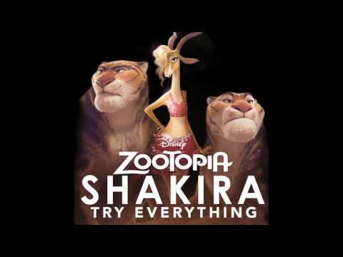 Shakira - Try Everything