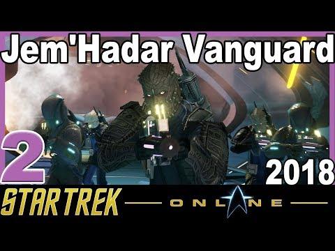 Let's Play Star Trek Online (Dominion Faction Jem'Hadar Vanguard) - [2] Storm Clouds Gather
