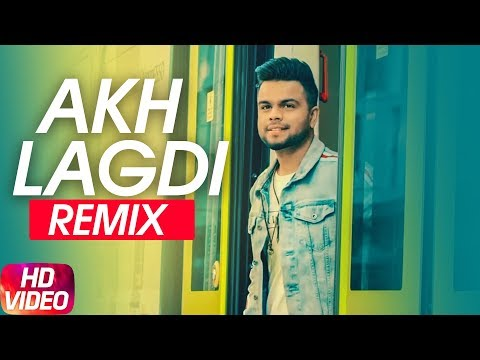 Akhil | Akh Lagdi | Remix | Desi Routz | Tru Makers | Latest Remix Song 2018