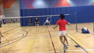 Badminton: Tournoi du 22 avril de 14h à 17h au LaurenHill/FatherMac