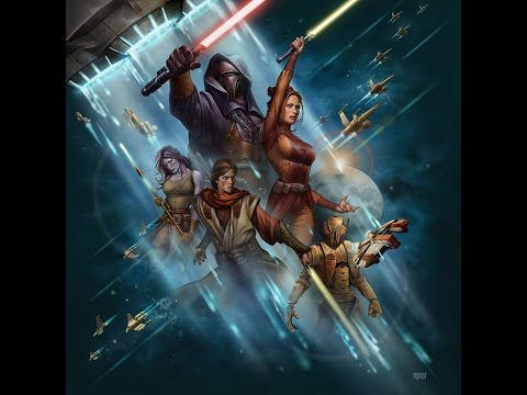 Knights Of The Old Republic Piano Anthology