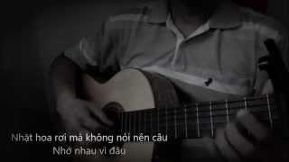 Luu But Ngay Xanh (Nhu Quynh) - [Guitar Solo] [K'K]