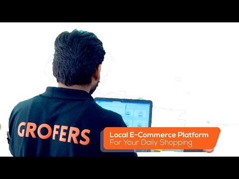 Grofers, Online Grocery Delivery Service: Growth Story