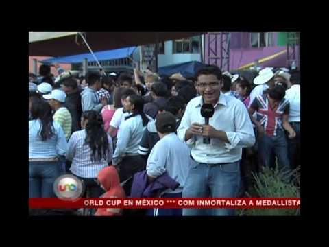 Veneran a balazos y con alcohol a Virgen en Iztapalapa, en la Ciudad de México