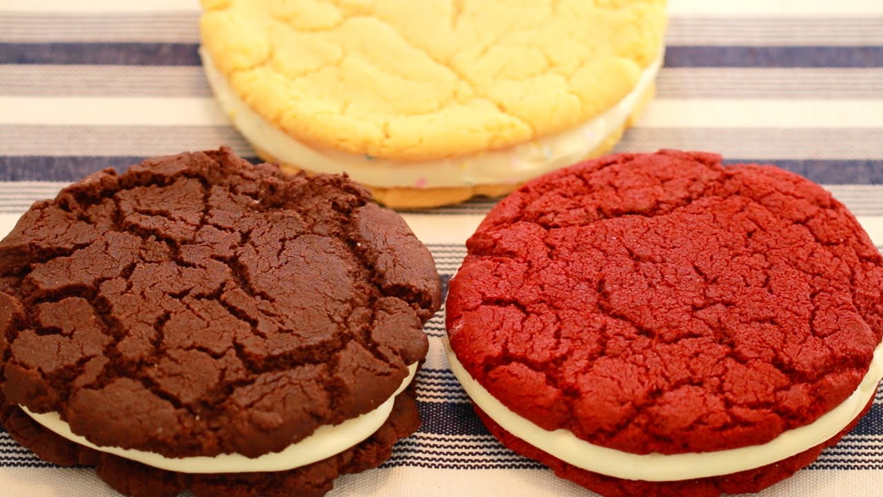 3 GIANT Single Serving OREO Cookies Red Velvet Birthday Cake Chocolate Bigger Bolder Baking 109