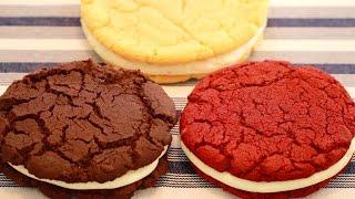 Baixar 3 GIANT Single-Serving OREO Cookies (Red Velvet, Birthday Cake & Chocolate) Bigger Bolder Baking 109