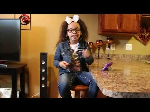 ZARIA SINGS | her favorite songs