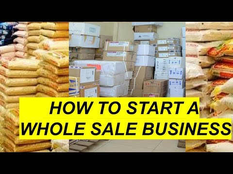 How to Start a Wholesale Business in Uganda