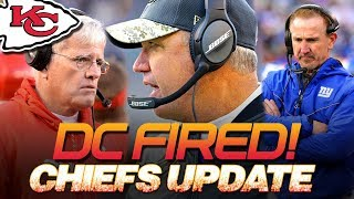 Chiefs Fire DC & look at Rex Ryan & Steve Spagnuolo for 2019 NFL Super Bowl Run | Kansas City Chiefs