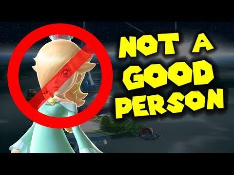 Rosalina is NOT A GOOD PERSON! (ft. Nathaniel Bandy)