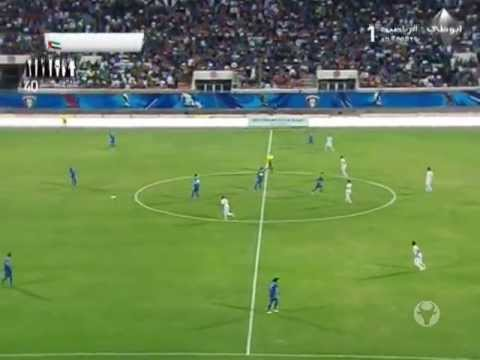 Kuwait vs UAE - 2014 FIFA World Cup Asian Qualifiers