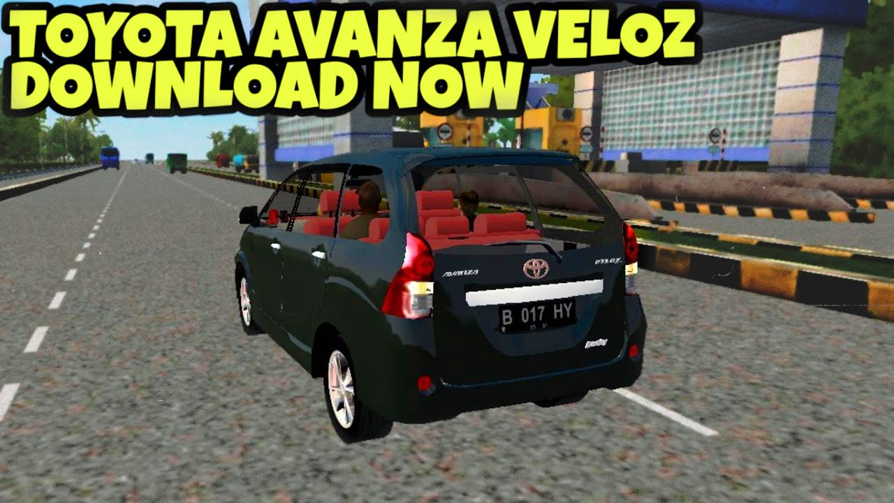 Mod Bussid Avanza Veloz Na Android App Skachat 9apps