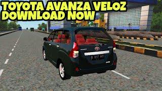 Mod Bussid Avanza Veloz App Download 2021 Gratis 9apps