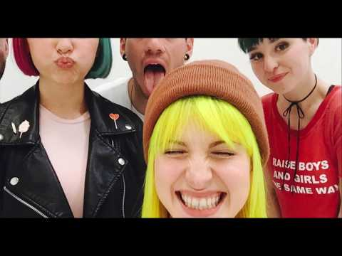 Hayley Williams tells the story of her company Good Dye Young