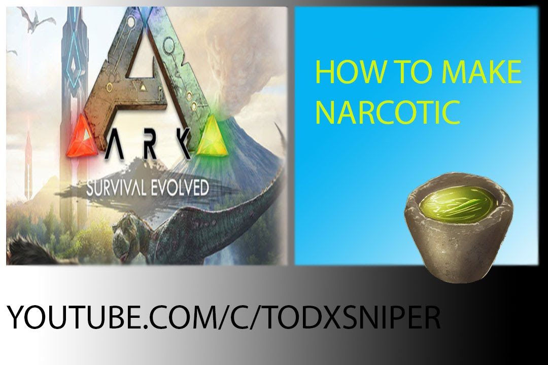 How to 9 how to make narcotic ark survival evolved xbox one how to 9 how to make narcotic ark survival evolved xbox one youtube malvernweather Choice Image