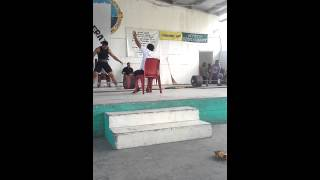 Bronco Deiranauw 275kg Deamo Baguga 320kg deadlift