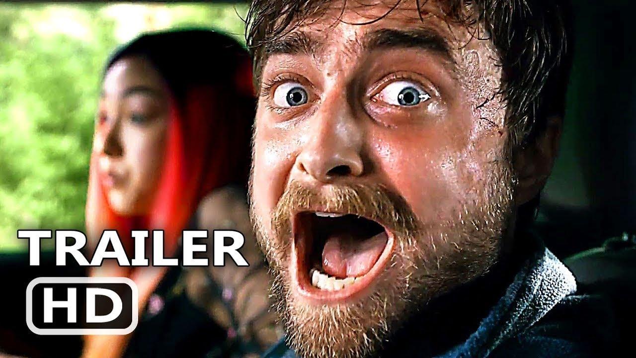 GUNS AKIMBO Trailer 2 (NOVO 2020) Daniel Radcliffe, Vídeo Game Movie HD + vídeo