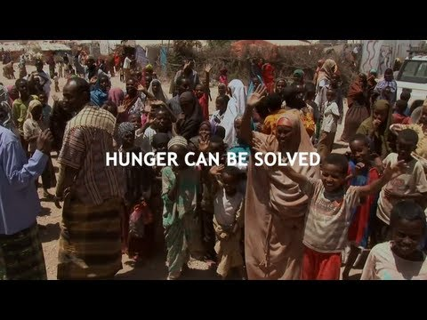 WFP and DSM: solving malnutrition