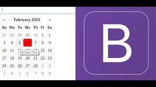 Bootstrap Datetimepicker Bangla Video Tutorial   Allstar