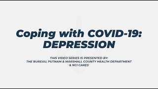 Coping with COVID-19: Depression