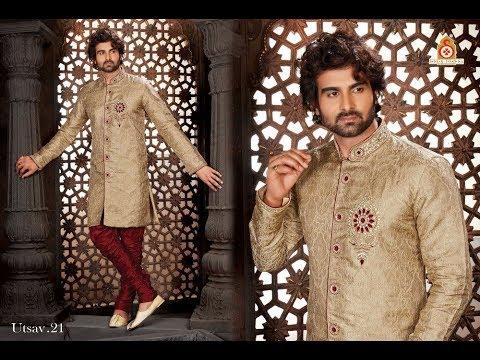 Mens Sherwani, Indian Sherwani, Indian Wedding Suit || Wedding Sherwani #2