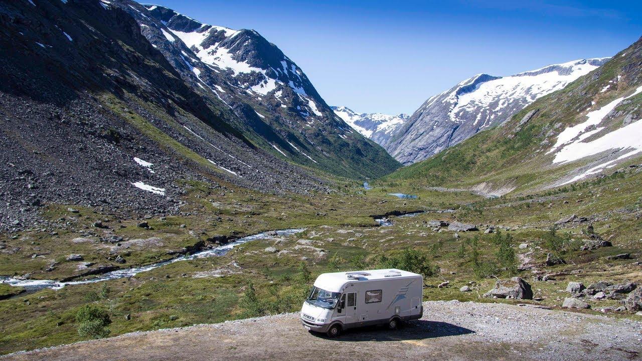 mit dem wohnmobil nach norwegen teil 3 3 inkl gps