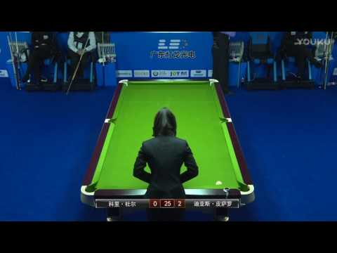 Corey Deuel VS Francisco Diaz Pizarro - 2017 World Chinese 8 Ball Masters