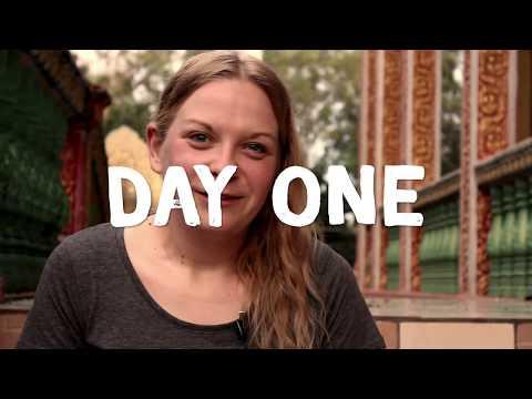 Bibby Line Group Cambodia Charity Trek 2017 - Video Diaries - GSB Programme