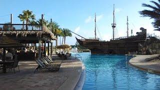 Lake Buena Vista Resort Village & Spa 2 Bedroom Suite Tour | 2bearbear.com