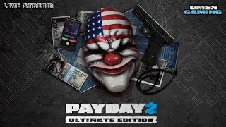 Payday 2 (PC) - Live Stream