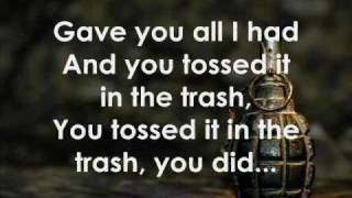 Boyce Avenue - Grenade (Lyrics on Screen)
