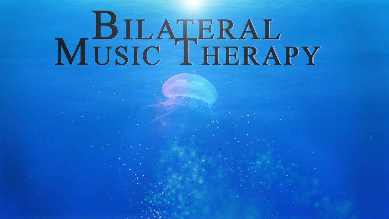 Stability | Quick Bilateral Music Therapy Session | For Stress, Anxiety, PTSD, Nerves | Sleep | EMDR