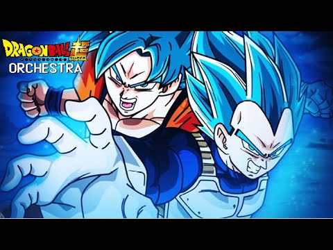 The Epic Orchestra Of Dragon Ball Super ドラゴンボール超 大作 楽団 [1 hour of Epic Music]