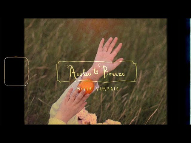 Aeolus & Breeze - Milla Sampaio (Official Lyric Video)