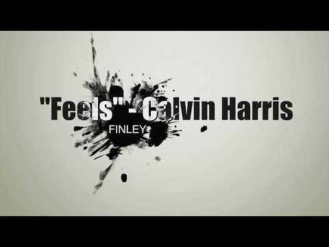 """Feels"" - Calvin Harris cover by Finley"
