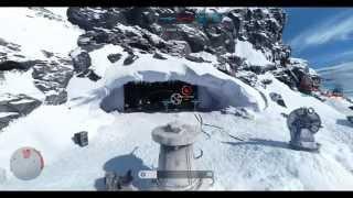Walker Assault on Hoth? Multiplayer PC Games 2015 for Star Wars Battlefront
